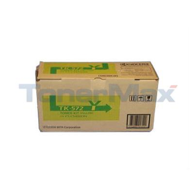 KYOCERA MITA FS-C5400DN TONER KIT YELLOW